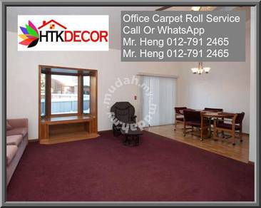 Office Carpet Roll with Expert Installation V15