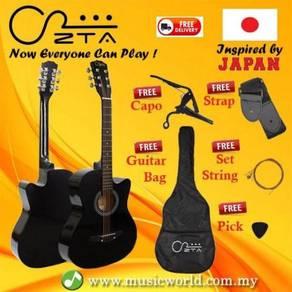 Zta acoustic guitar Package