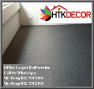 Office Carpet Roll - with Installation ghj44