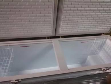 Freezer - NEW - 7 kaki (750L) Termurah Baru