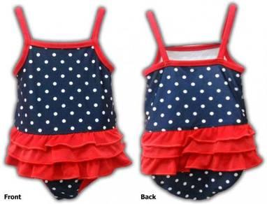Carters baby girl tutu swim suit 0-3 month