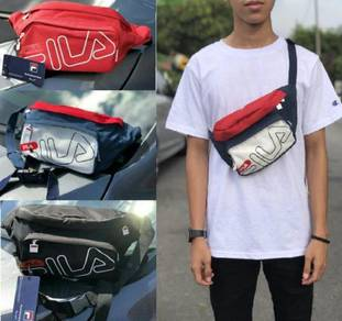 Fila waist pouchbag 3 color design