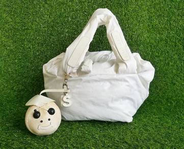 Original SEE BY CHLOE joy rider white bag kueii