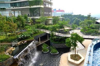 Forest Villa Condo*2019 move in*60%Furnish*Jelatek Ampang LRT KLCC