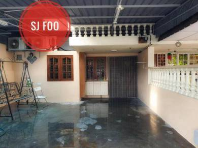 Single Storey Terrace_Jalan Pantai Jerjak_Cheapest in the market_