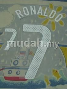 Portugal Home World Cup 10 Ronaldo Nameset Lextra