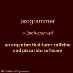Freelance Programmer / Perkhidmatan Pengaturcaraan