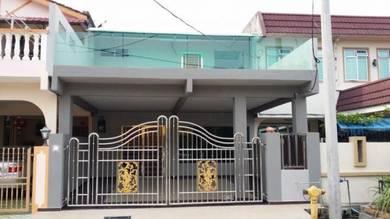 Tmn Rasah Jaya Fully Renovated Double Storey Terrace