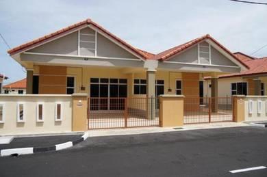 Rumah Berkembar 1 Tkt, Tmn Chempedak Indah, Guar