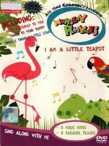 DVD Nursery Rhymes I Am A Little Teapot