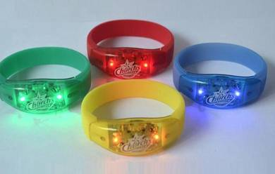 LED Silicone Wristbands Malaysia