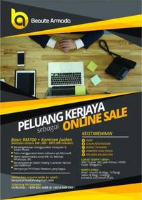 0nline Sales
