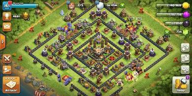Selling Clash of clan account