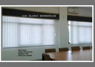 Light Filtering -Vertical Blinds Code- KJR-2305