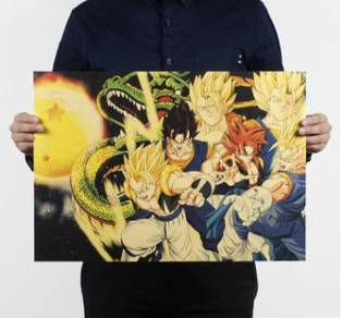 Dragon ball poster 3