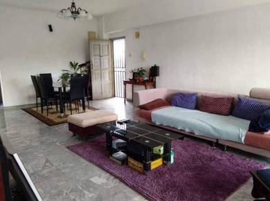 Tmn seputeh le chateau 2 with wifi for rent