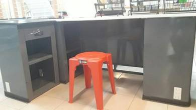 6Ft Cashier Counter Table Small Table 1.5Ft Color
