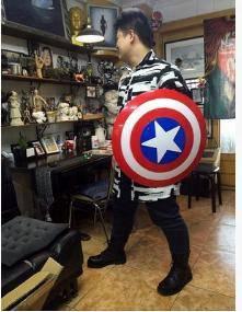 Captain america shield 2 the marvel avengers