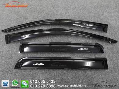 Isuzu D Max Injection Door Sun Visor Air Press