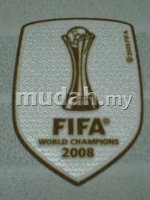 Manchester United 2008 Lextra Club World Cup Patch
