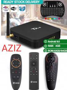 WIRELESS remote control keyboard android tv box