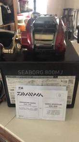 Daiwa seaborg 800mj