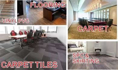 Vinyl PVC Flooring | Carpet Tiles Office House