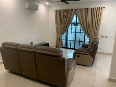 Fully furnished , Eco Meadows , Eco World , 4bed 3bath
