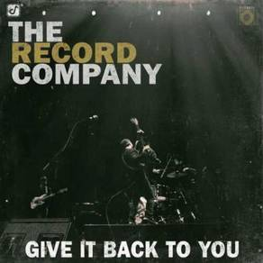 The Record Company Give It Back To You LP