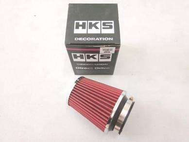 HKS Decorative Air Filter 3 Inci - BARU
