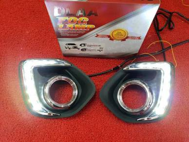 Mitsubishi asx led daylight light lights lamp drl