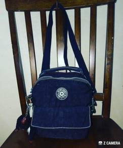 Sling/ Backpack Nylon Kipling