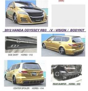 Odyssey rb3 V vision bodykit body kit bumper 08 12