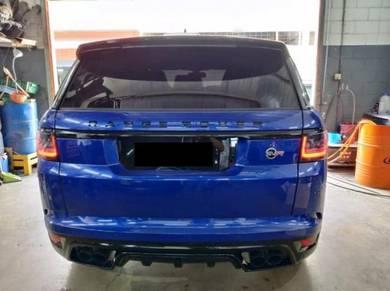 Range Rover Sport Rear Tail Lamp Lampu 2018