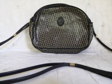 Authentic Vintage BALLY Sling Bag