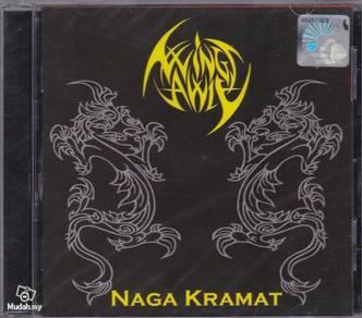 CD WINGS Awie - Naga Kramat