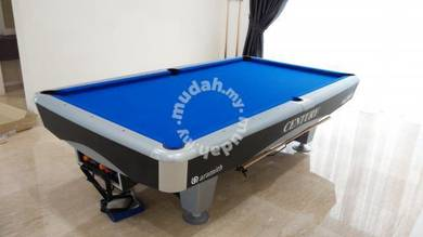 Brand New 9ft American Pool Table - Klang Valley