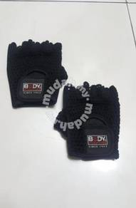 Body Sculpture gym leather glove Puchong PJ Sunway