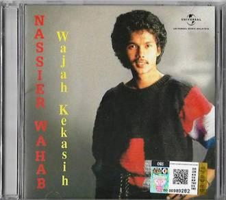CD NASSIER WAHAB Wajah Kekasih