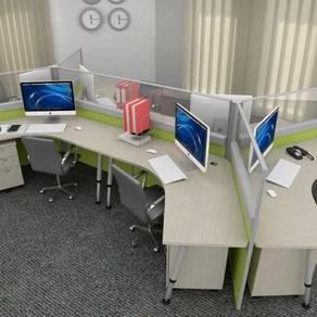 Partition Cubicle Workstations OFM30m120 KL bangsa