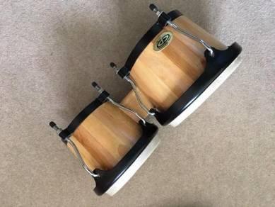 Cosmic percussion bongo drums