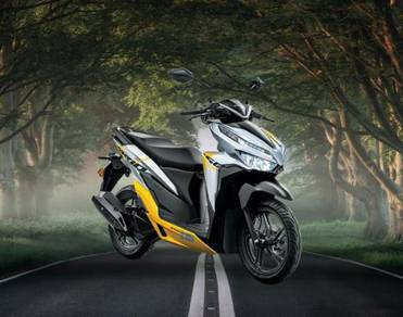 Honda vario promosi hujung tahun low deposit