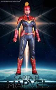 CzToys-1/6 Captain Marvel 30cm