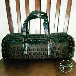 Tote Bag Studded FENDI Signature