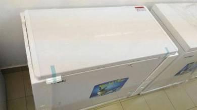 Peti Beku Berjenama Hitec 230L /Freezer