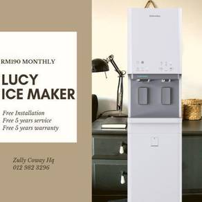 Model Coway Lucy Ice Maker i001
