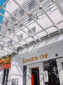 BEST RENT!! Mansion One , 757sf | 1 Special Cover Roof Carpark!!