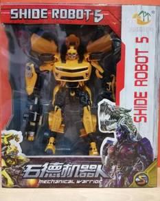 TRANSFORMER like bumblebee Robot toy mainan kanak2