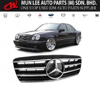 Mercedes Benz W210 95-99Y CL Oem Sport Grill