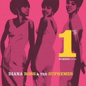 Diana Ross & The Supremes Number Ones 180g Import
